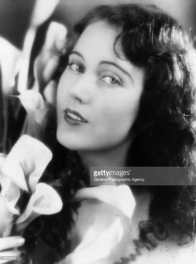 Fay Wray The American Actress Who Starred In King Kong 1933 After