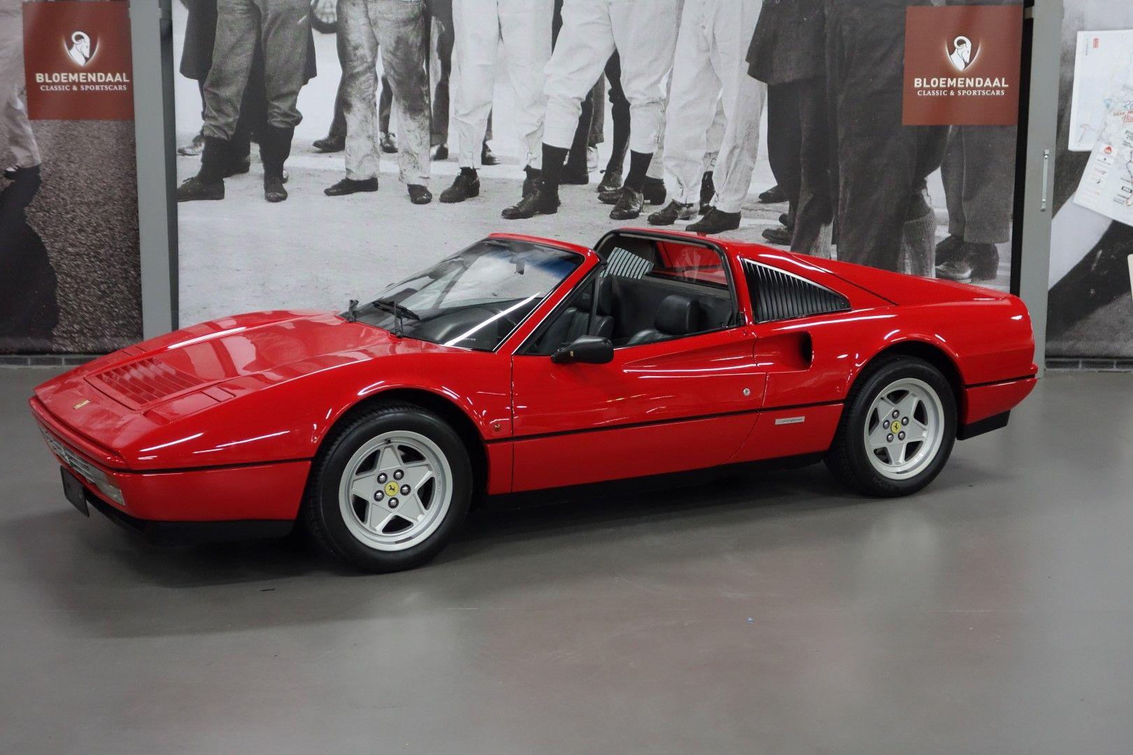 The fabulous ferrari 458 ferrari 328 ferrari and cars ferrari 328 gts quattrovalvole bloemendaal classic sportscars vanachro Image collections