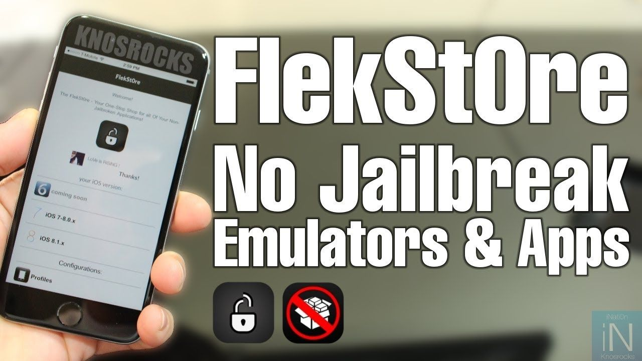 How To Install Flekstore (Cydia Alternative) For IOS Devices