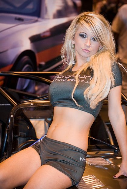 Hot Detroit Auto Show Girl | Cosplay & Costumes ...