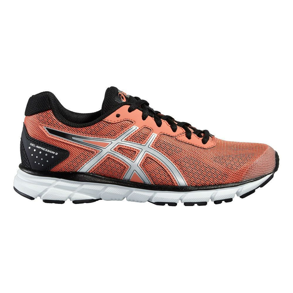 asics couleur orange