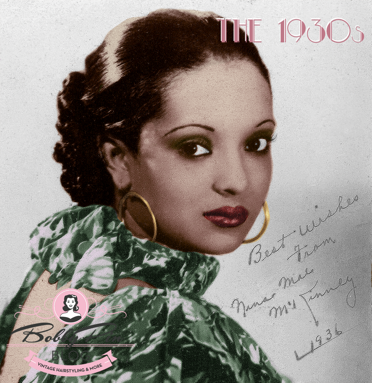 Vintage Makeup For Darker Skin Tones During The 1930s