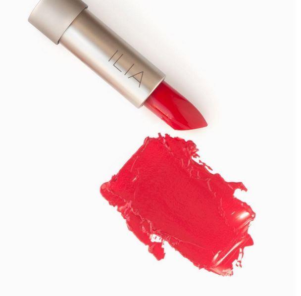 Rouge à lèvres ClimsonAndClover, Ilia Beauty.  http://bit.ly/1WSaNrv
