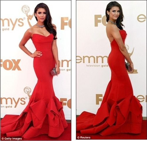 Red Prom Dress Tumblr | Things to Wear | Pinterest | Prom dresses ...