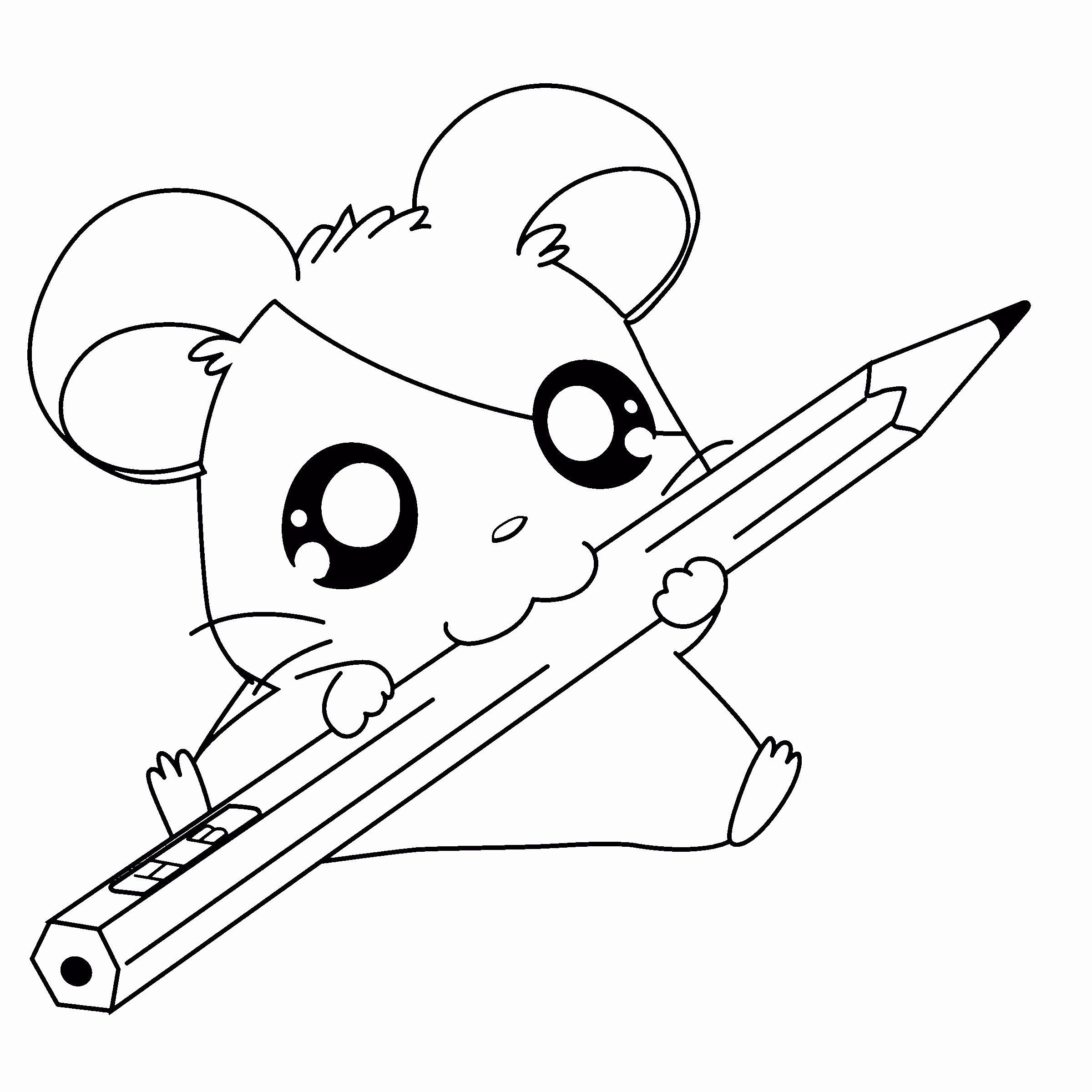 Cute Cartoon Animals Coloring Pages Lovely Cute Kawaii Animal Coloring Pages In 2020 Puppy Coloring Pages Animal Coloring Books Unicorn Coloring Pages