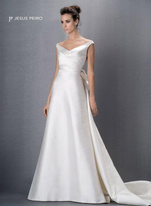 modelo 9037 delante | novias y fiesta (bridal, evening and party