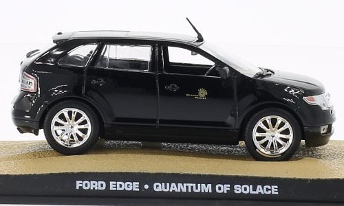 Ford Edge Black James Bond  Model Car Ready Made Specialc   Niftywarehouse Com Niftywarehouse Bond Jamesbond Movies Books Spy