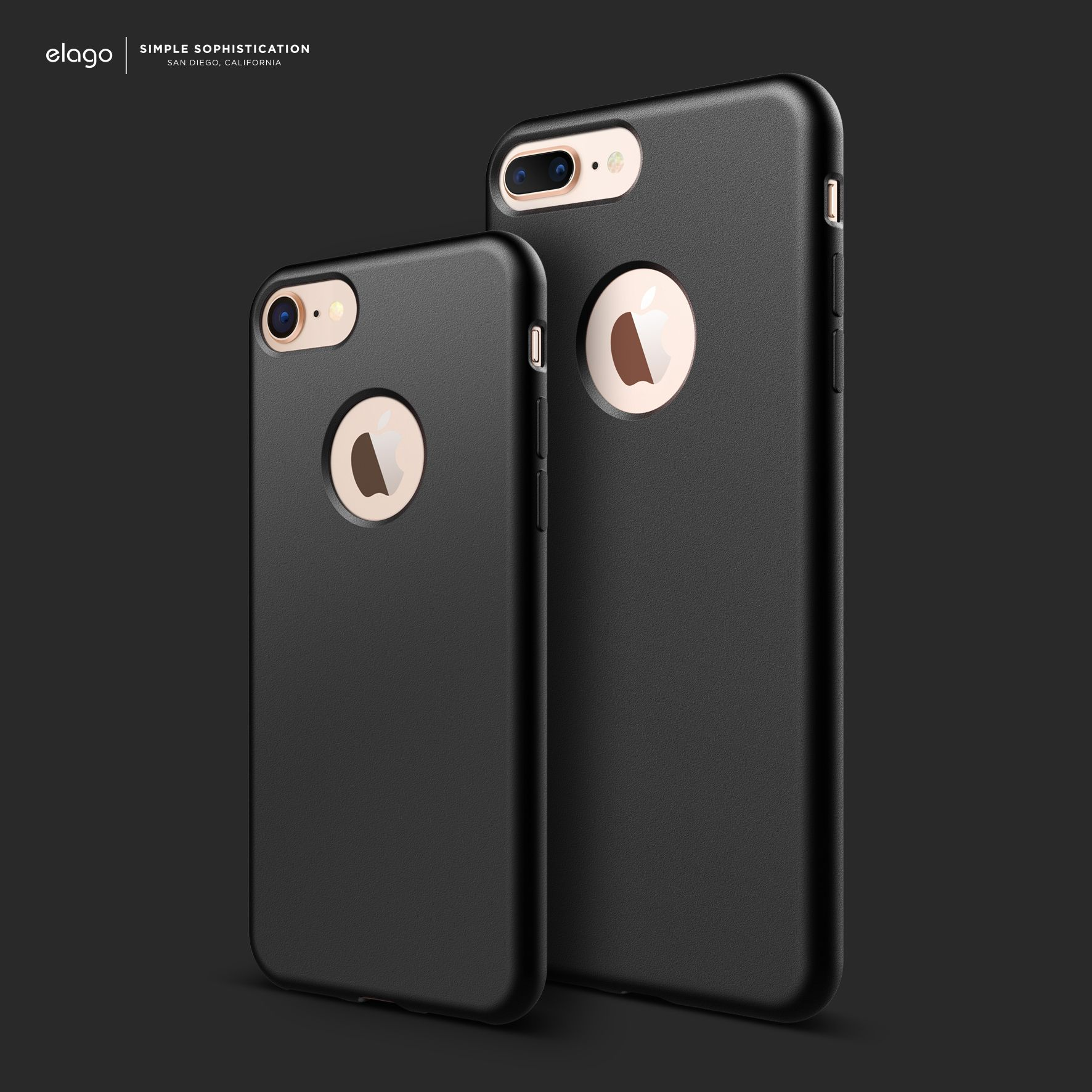 iphone 8 plus thin fit case