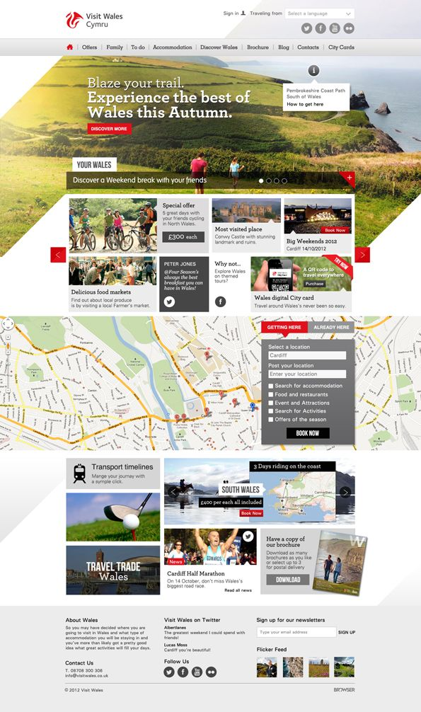Web Design Inspiration Homepage Web Design Interactive Design News Web Design