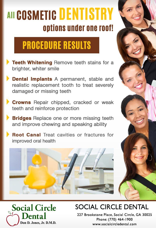 12 Cosmetic Dentistry Social Circle Ga Ideas Cosmetic Dentistry Dentistry Dental Facts