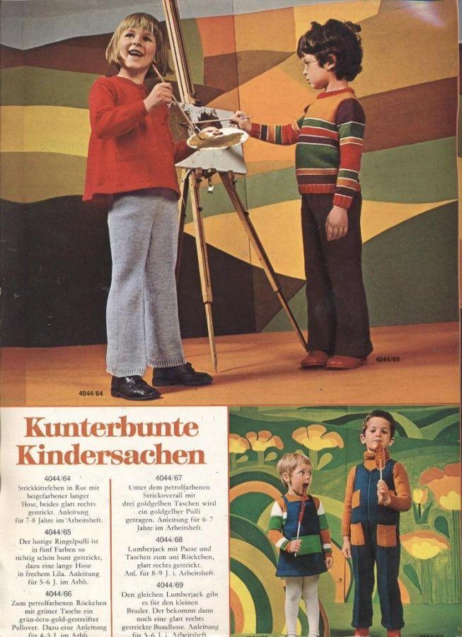Neue Mode Sonderheft 1972 8 Stricken und Hakeln