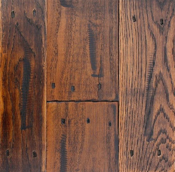 Wood Floors With White Oak S Open Wavy Grain And The