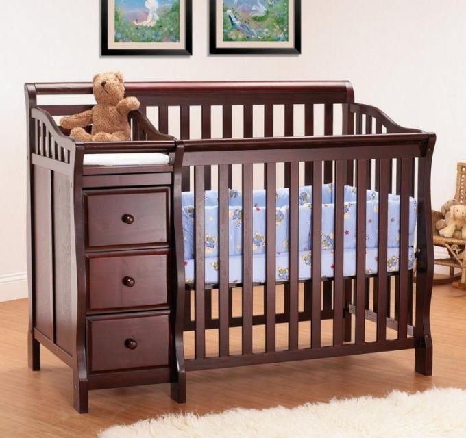 кроватки для новорожденных фото: 19 тыс изображений ...