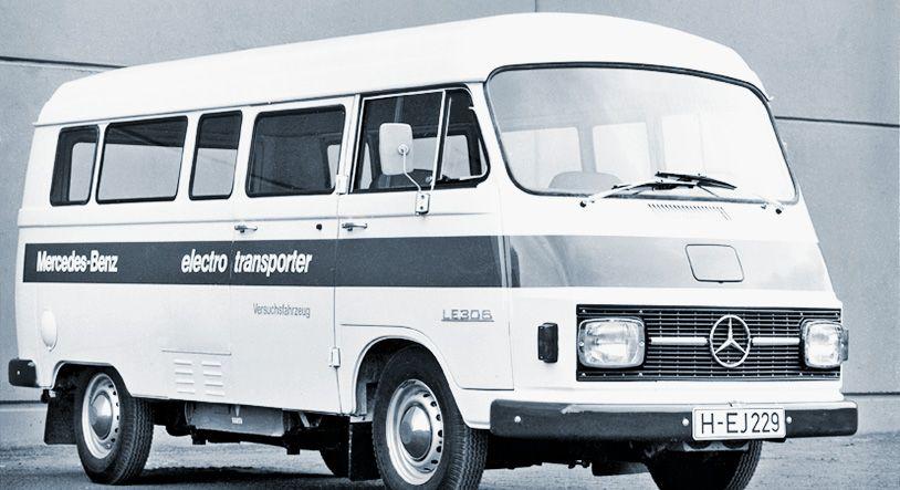 Elektro transporter