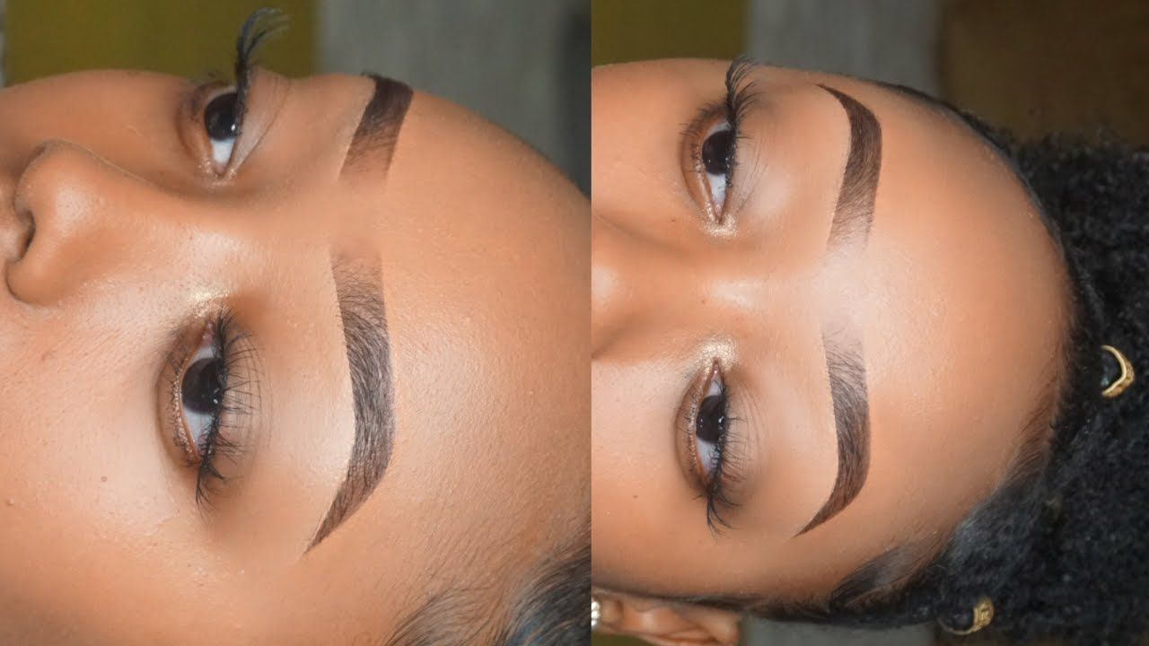 EASY & AFFORDABLE EYEBROW TUTORIAL 2019