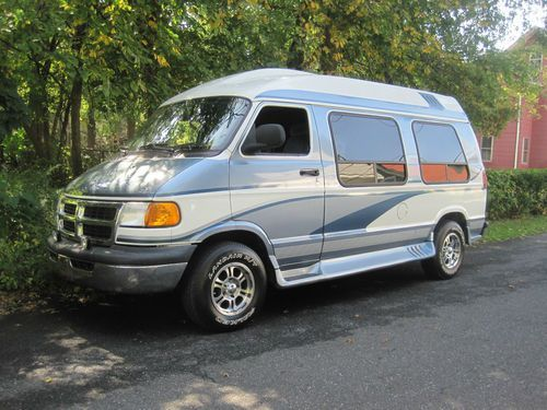 79 Dodge Trans Van | 2002 Dodge Ram 1500 Wheelchair Van