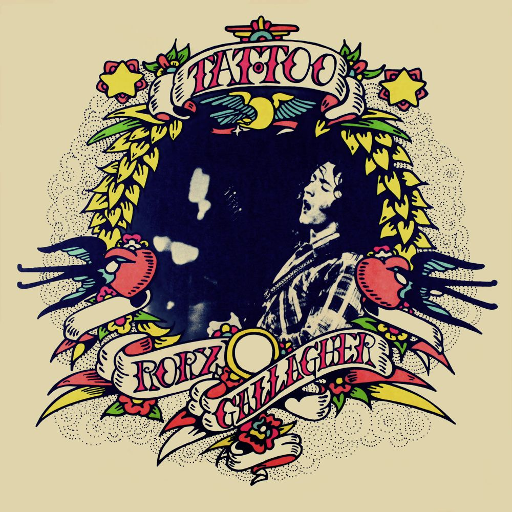 Image result for tattoo rory gallagher