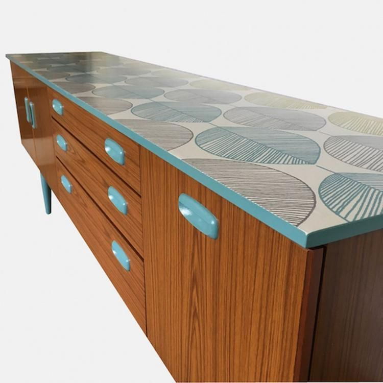 Affordable Retro Furniture: 50+ Beautiful Vintage Painted Mid Century Furniture Ideas