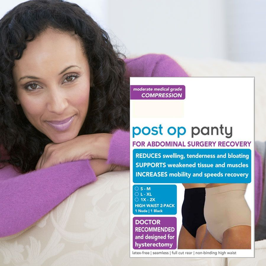 Post Op Panty   Surgery recovery, Hernia repair