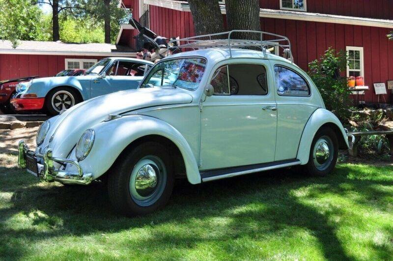 1960 Volkswagen Beetle Classic Vw Bug Okrasa Engine Repro Volkswagen Beetle Vw Bug Volkswagen
