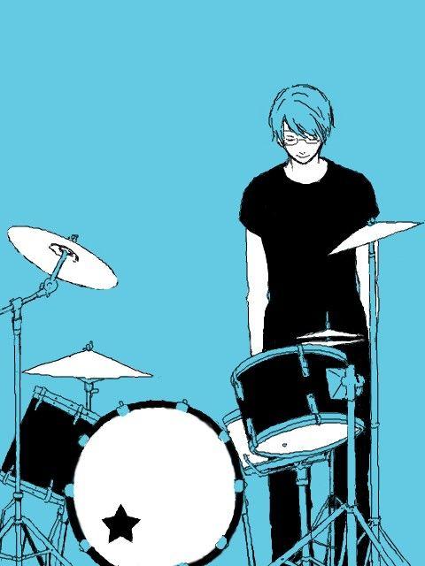 Yay And The Drummer Is Me America Me Hetalia Hetalia