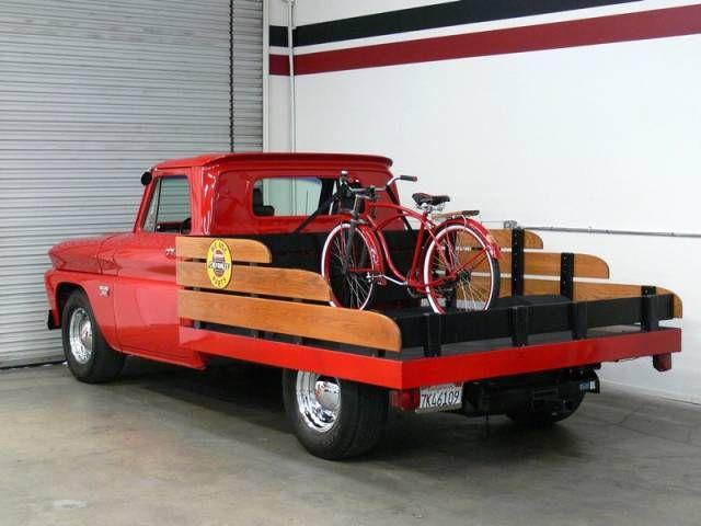 8038b3492f 1966 Chevy C10 Custom Flatbed