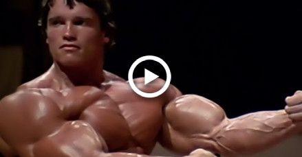 Arnold Schwarzenegger Bodybuilding Training Motivation - No Pain No Gain | 2018 #fitness