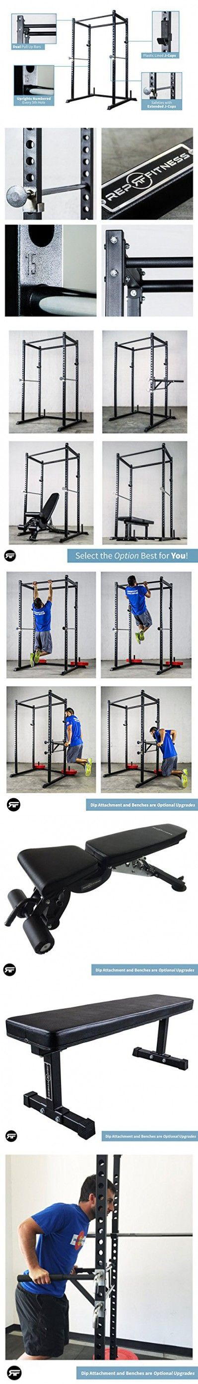 Dip attachment for bench