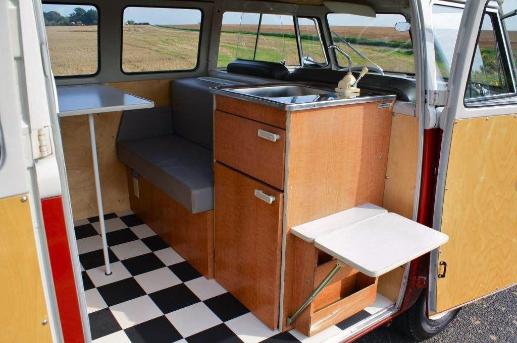 Volkswagen camper van westfalia interior jpg 1024 681 for Interior westfalia
