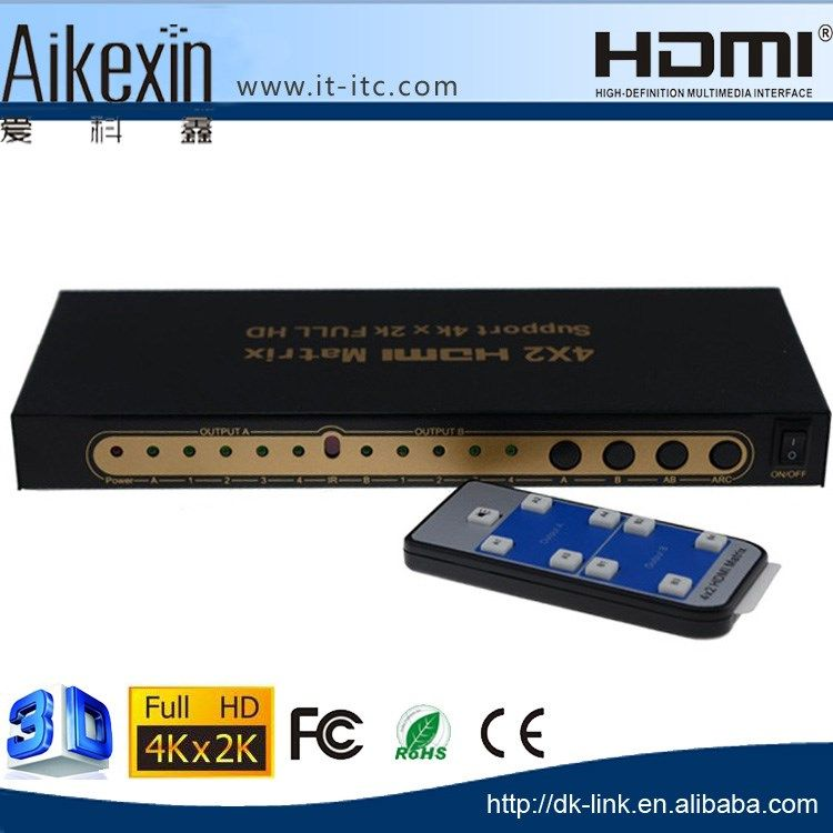 Pin by Sharon on HDMI True Matrix 4 to 2