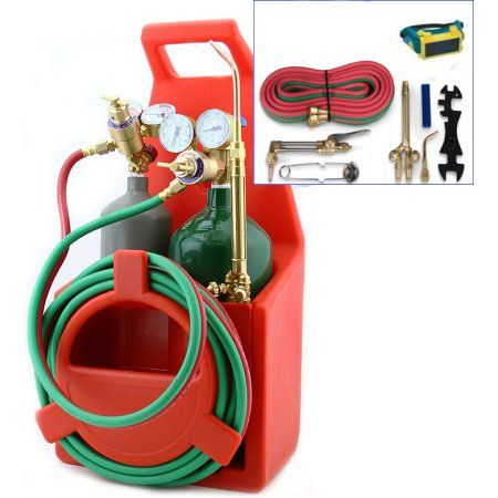 Stark Portable Victor Type Welding & Cutting Torch Kit
