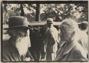 1935 - Independence Day, Terra Alta, West Virginia - Walker Evans, photographer (American, 1903 - 1975)