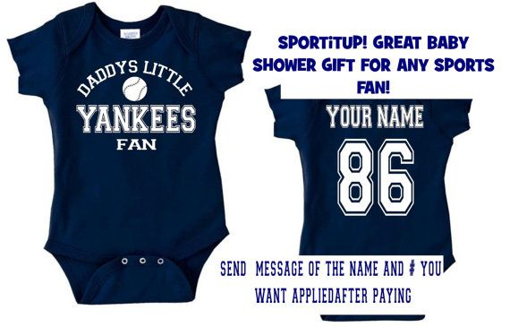 5f78aed2d daddys mommy yankees baby jersey customized personalized infant shirt jersey  new york gear onesie bodysuit clothes