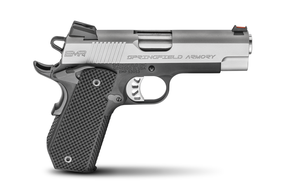 "1911 EMP® 4"" CONCEALED CARRY CONTOUR 9MM - The world's most ..."