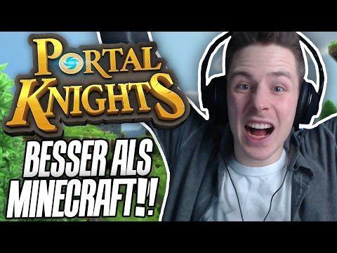 DIESES SPIEL IST BESSER ALS MINECRAFT PORTAL KNIGHTS - Minecraft spiele amazon