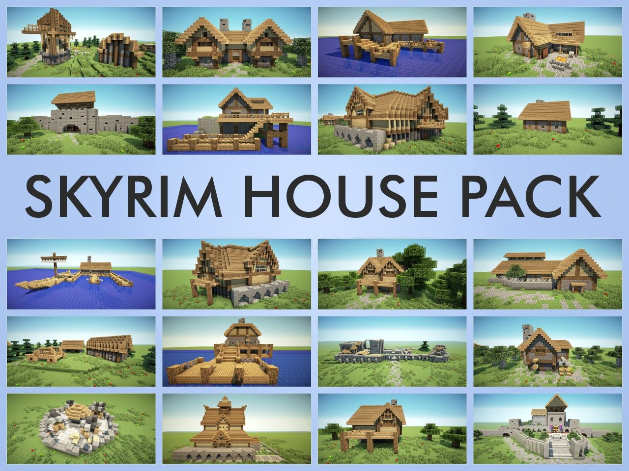 More house layouts skyrim