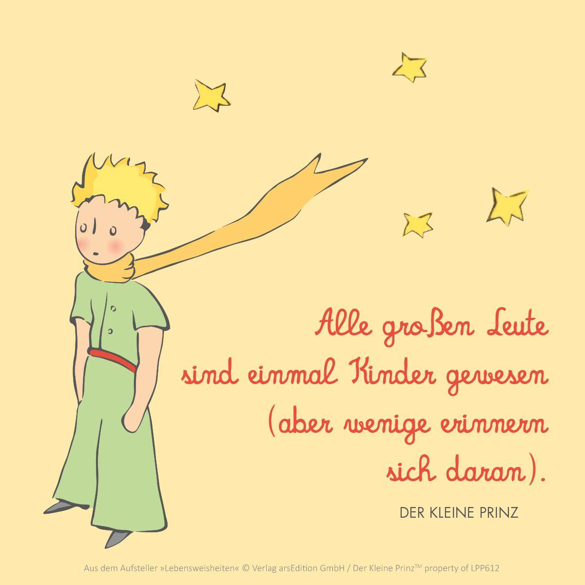 Der Kleine Prinz The Little Prince Zitat Qotd Kinder Geschenkeschatz Arsedition Der Kleine Prinz Zitate Prinz Zitate Der Kleine Prinz