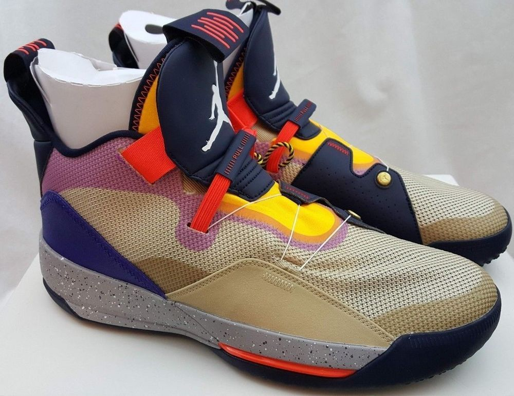 "Air Jordan 33 XXXIII ""Visible Utility"" FlightSpeed Nike ACG AQ8830-200 Size  11.5  Jordan  BasketballShoes 353896634"