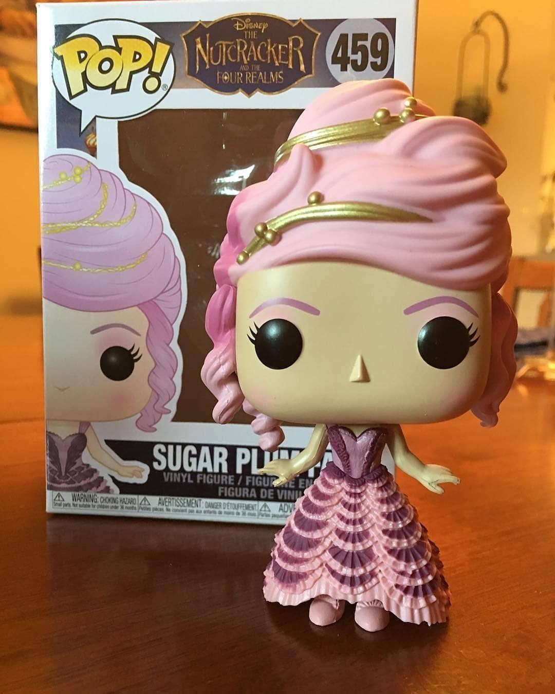 Figura in vinile #460 Funko Disney LO SCHIACCIANOCI Clara POP