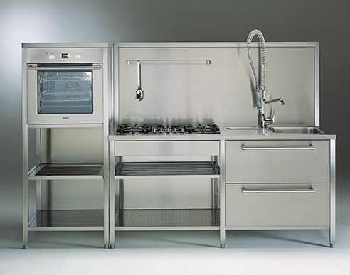 small commercial kitchen | small spaces | Pinterest | Commercial ...