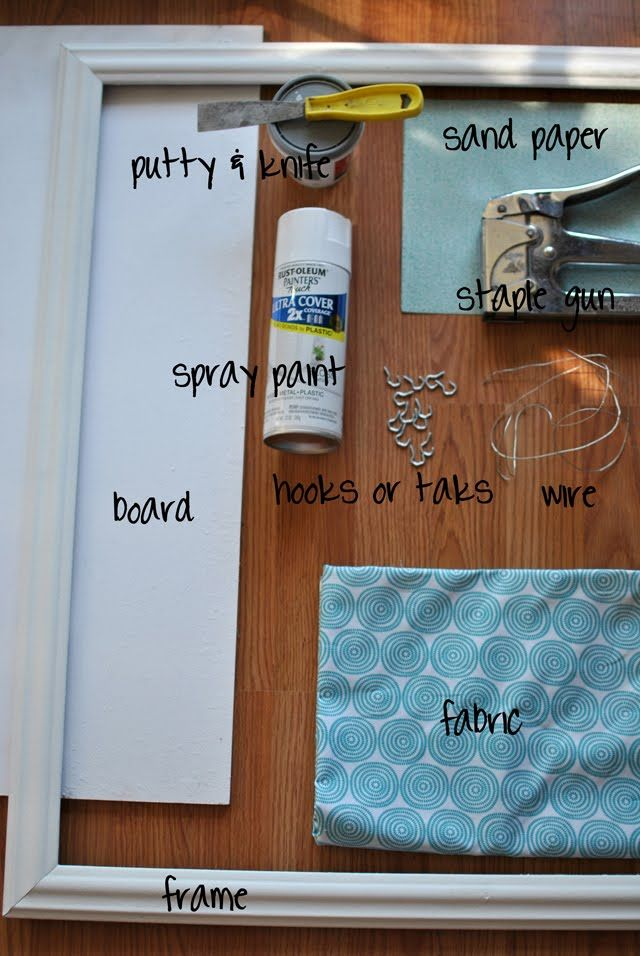 Foreign Room: DIY: Jewelry Board