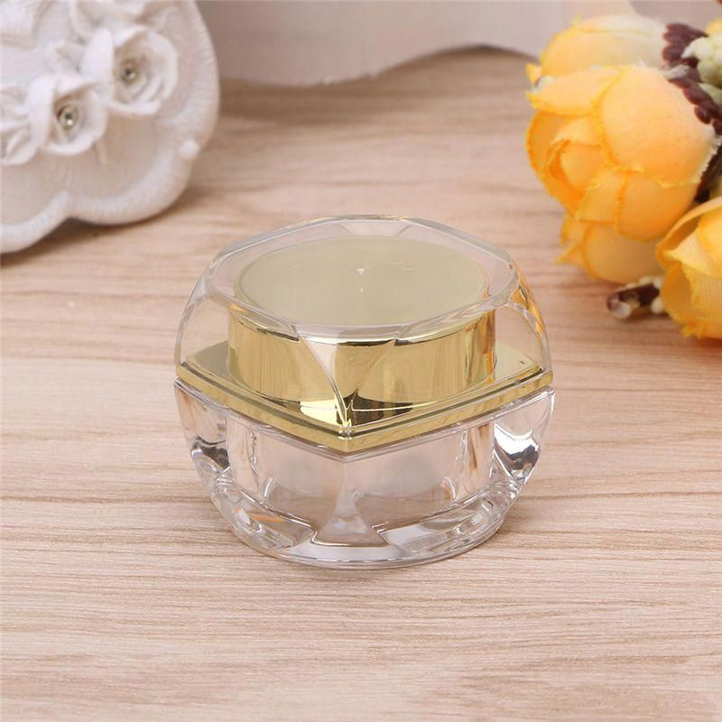 Eye Cream Jar for samples Canister Empty Container