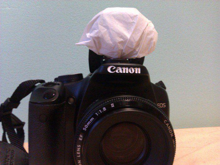10 astuces «lowcost» pour faire des photographies comme un pro. Le coup du sac plastique, cest juste excellent !