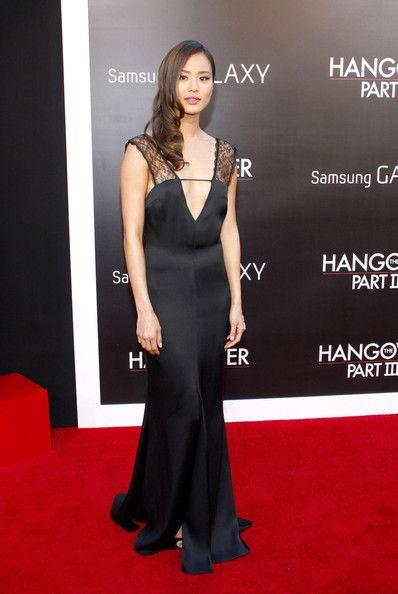 Jamie Chung Evening Dress