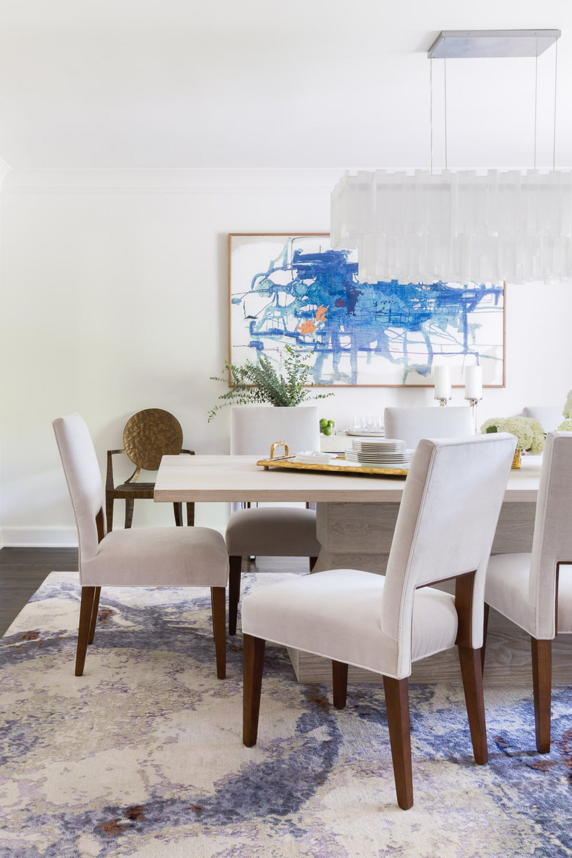 Best Mel Bean Interiors Midtown Modern Dining Room ©Alyssa 400 x 300