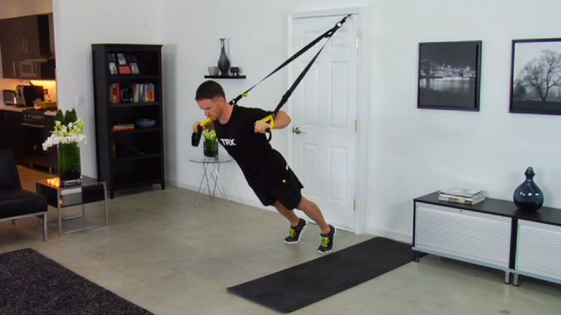 Trx Home2 System Trx Home At Home Gym At Home Workouts
