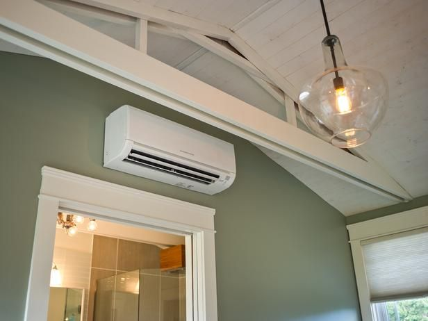 Master Bedroom Pictures From Blog Cabin 2014 | Ductless ...
