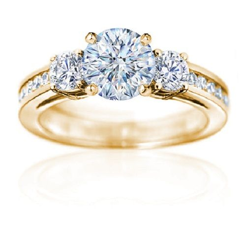 rings for women Engagement rings gold for women Yellow Gold Rules