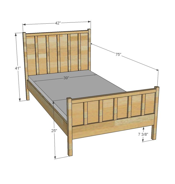 Cabin Collection Single Bed Single Bed Frame Single Bed Bed Frame And Headboard