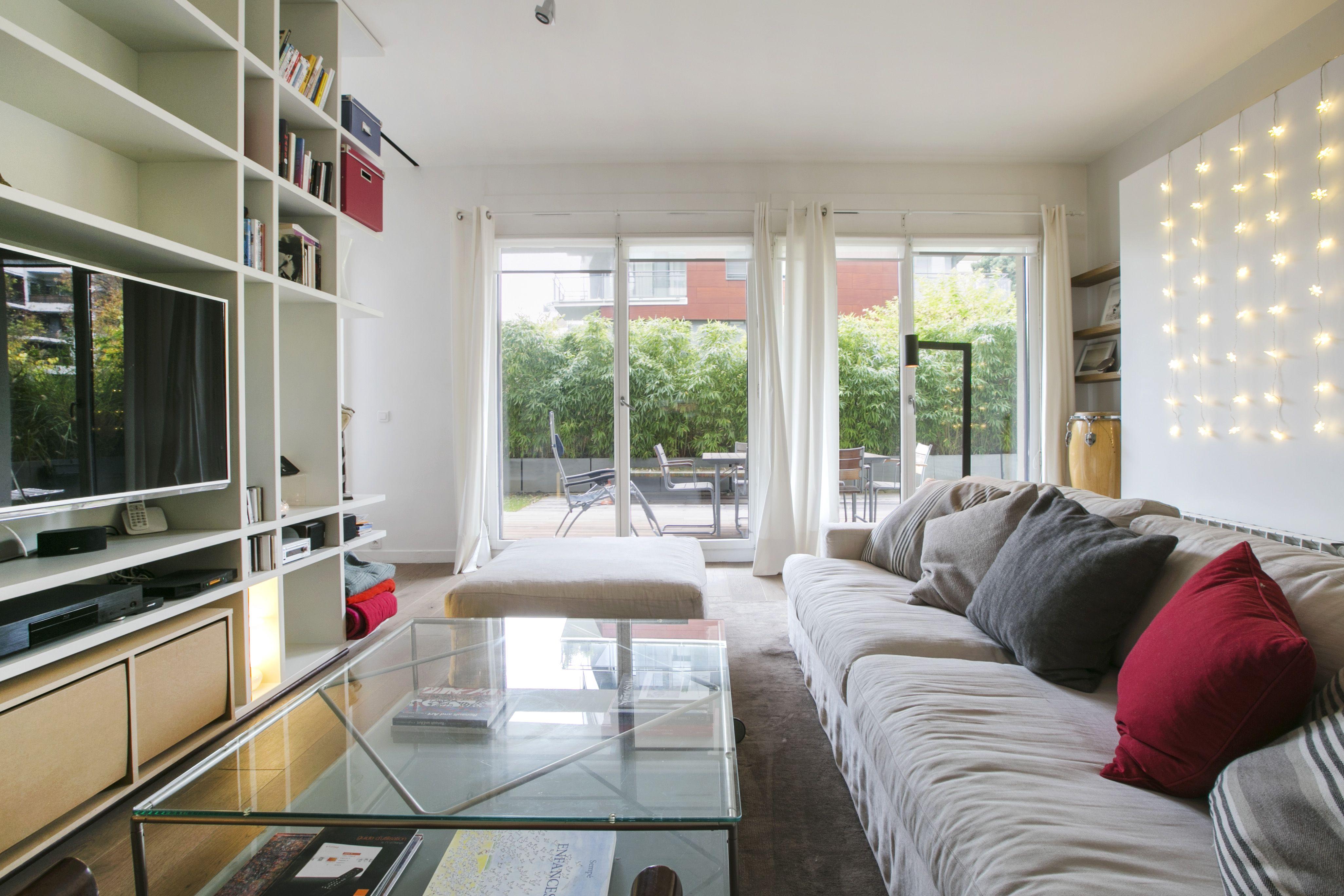 Appartement meubl d 39 environ 75m2 situ rue heyrault boulogne billancourt dans un immeuble - Meubles boulogne billancourt ...